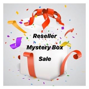 Reseller Mystery Box Sale! 5-7 pieces for 40.00.